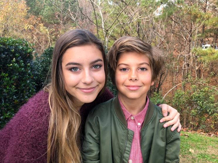 Bella & Micah Engelman