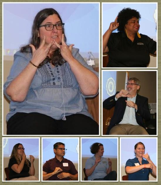 Deaf Adult Panel